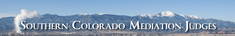 Southern Colorado Mediation Judges